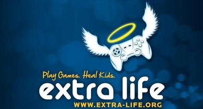 Extra Life Header
