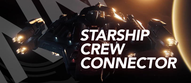 Starship Crew Connector