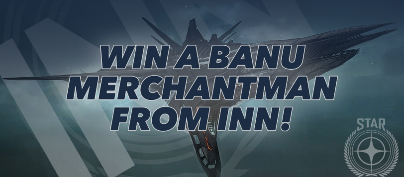 Win a Banu Merchantman