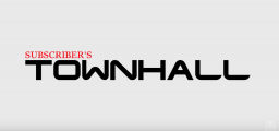 Subscribers Town Hall