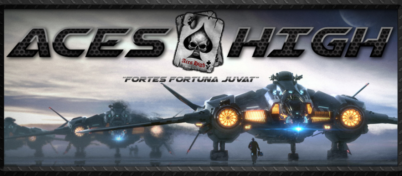 ACES HIGH Banner
