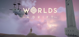 Worlds Adrift Hero Image