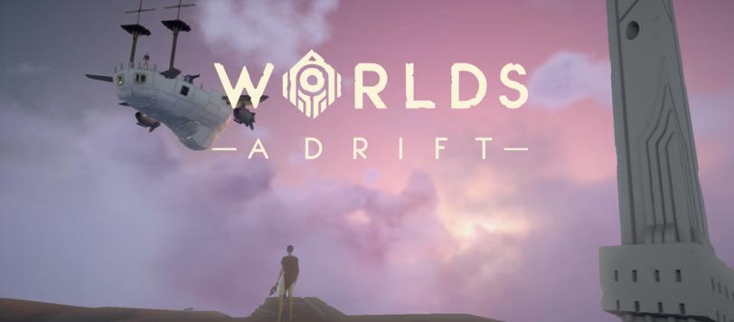 Worlds Adrift Hero Image